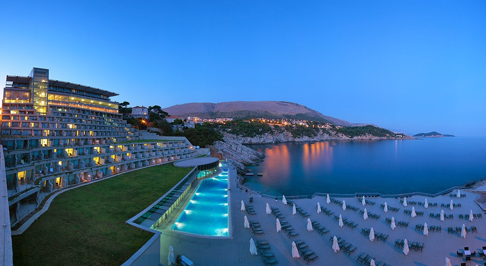 Rixos_Libertas_Dubrovnik_-_Outdoor_sea_view